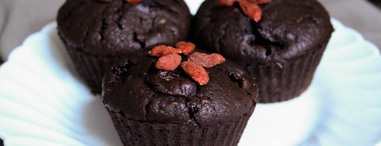 Zwarte Woudcupcakes   Julienne