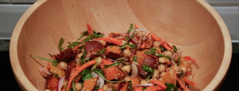 1001 nacht salade | Julienne