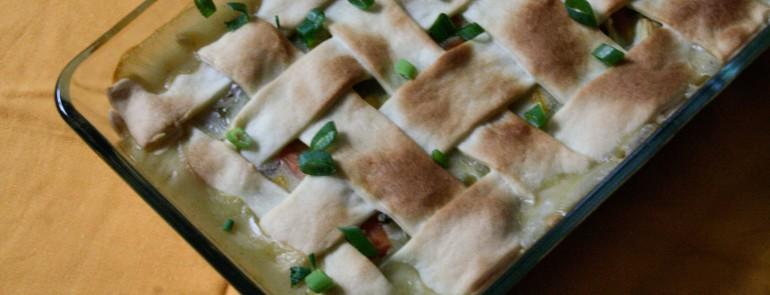 Vegan Pot Pie | Julienne