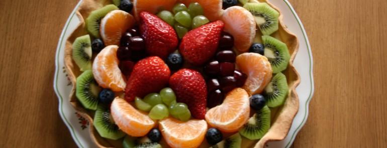 Fruittaart | Julienne