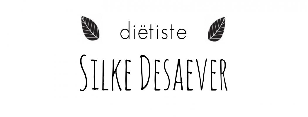 diëtiste Silke Desaever