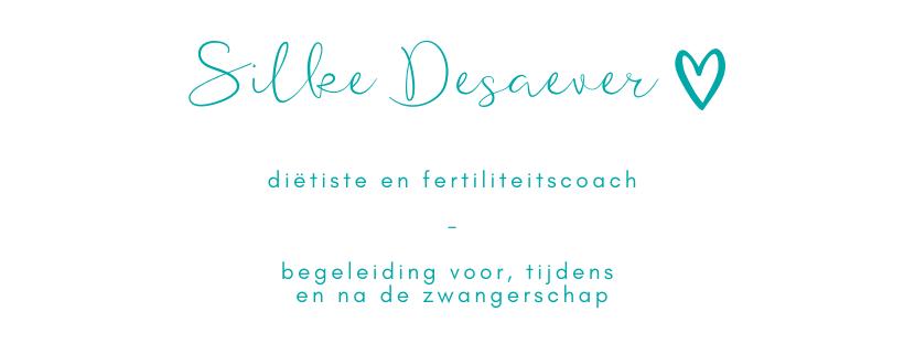 Silke Desaever – diëtiste en fertiliteitscoach