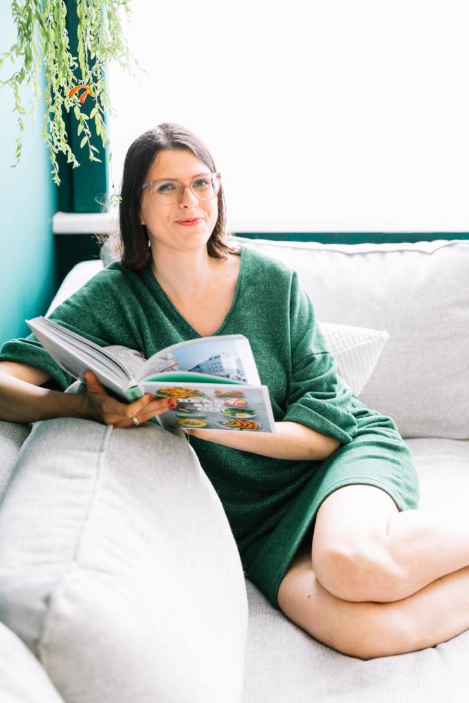 Silke Desaever - diëtiste & lactatiekundige - Kortrijk en online