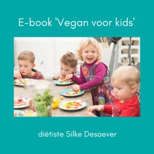 E-book Vegan voor kids